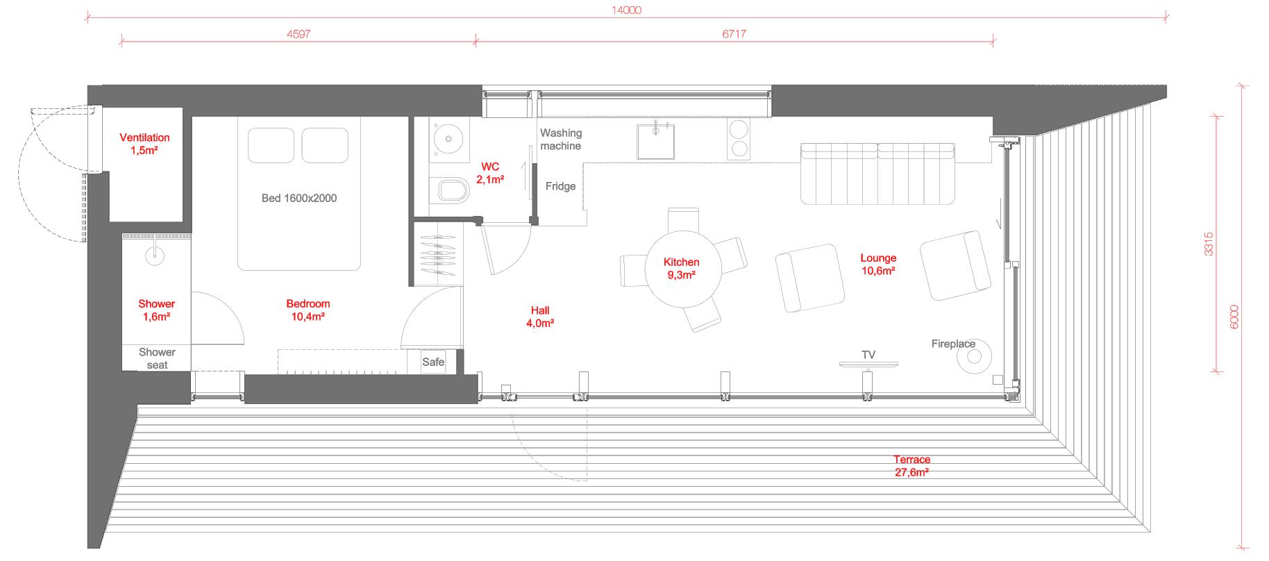 passion smart design homes prefab houses